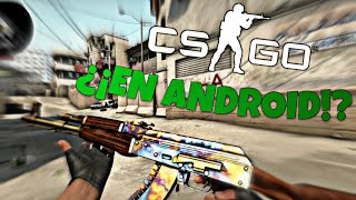 CS GO EN ANDROID GAMEPLAY HD | Standoff 2