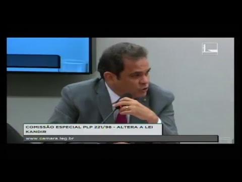 PLP 221/98 - ALTERA A LEI KANDIR - Reunião Deliberativa - 09/05/2017 - 15:51