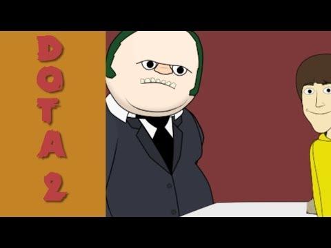 видео: Пудж встречает Дотеров