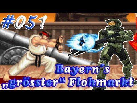 """Spyder´s Beute #051 •• Bayern´s """"grösster"""" Flohmarkt ∆ Spydermaniac"""