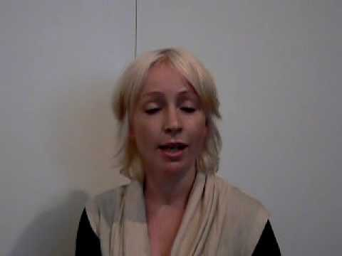 Video testimonial. Jody Macleod for Kirsten Taylor...