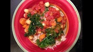 Meatless Monday Crock-pot Moroccan Stew