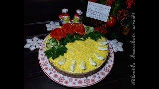 Салат с куриной печенью: рецепт от Foodman.club