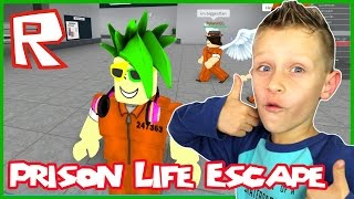 Roblox Prison Life / Escape if You Like!
