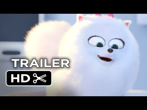 Thumbnail: The Secret Life of Pets Teaser TRAILER 1 (2016) - Jenny Slate, Ellie Kemper Animated Movie HD