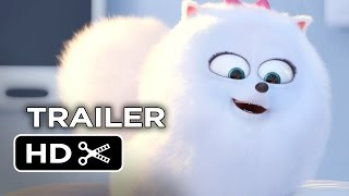 The Secret Life Of Pets Teaser Trailer 1 (2016) - Jenny Slate, Ellie Kemper Animated Movie Hd