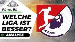 Bundesliga oder Premier League: Das Duell der Ligen! | Analyse