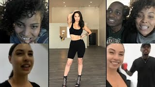 Black Ink CHI: Charmaine & Kat Sexual Confessions On IG Live!!!