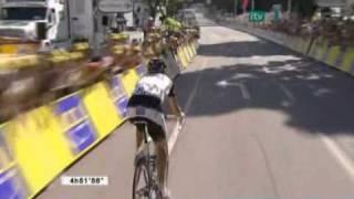 2009 Tour de France Stage 12