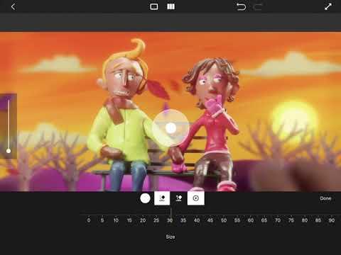 Stop Motion Studio Tablet Promo Trailer - Let's Make a Movie.