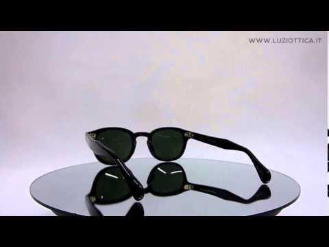 e30117d426 Moscot Lemtosh Black (G15) - YouTube