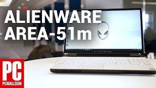 Alienware Area-51m Review