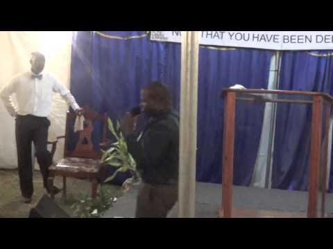 Pastor Oniel James REMAIN COMMITED @ NETA Old Harbour Pt2