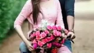 💜Othayadi Pathayila Female Version 💜 Azhaga Azhaga Aan Azhaga 💜 Cute Love Whatsapp Status