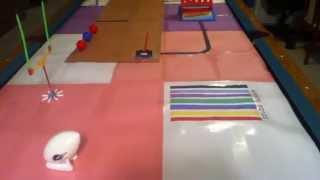 lego mindstorms nxt sensor mat