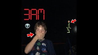 DO NOT GO INTO THE DAME TU COSITA FOREST AT 3AM!! *omg Dame Tu Cosita kidnapped me*