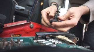 Ремонт дверной ручки VW Sharan 2002 г.в.(, 2015-04-26T19:38:32.000Z)