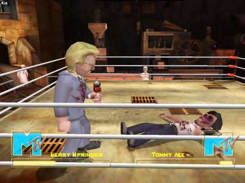 Celebrity Deathmatch - Звездный Бой Насмерть