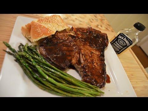 TGI Friday's Jack Daniel's Grill Glaze - How to make TGI Friday's Jack Daniels Glaze