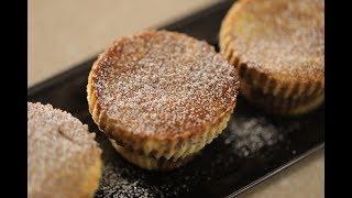 Eggless Vanilla Cup Cakes | Family Food Tales with Mrs Alyona Kapoor | Sanjeev Kapoor Khazana