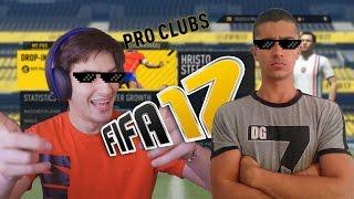 Христо играе: FIFA 17! PRO CLUBS ft. PICPUKK! 5- дневно предизвикателство #5