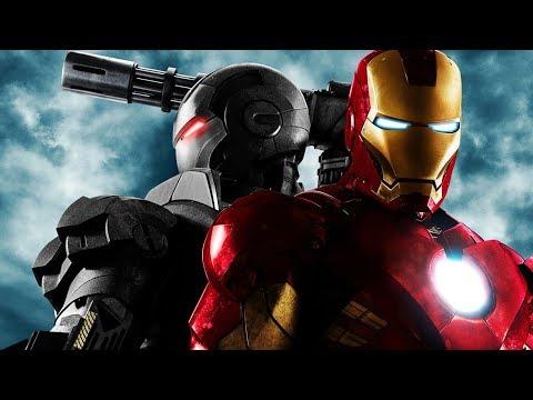 הסודות של מארוול: איירון מן 2