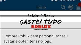 Gastando 1.202 robux (ROBLOX)
