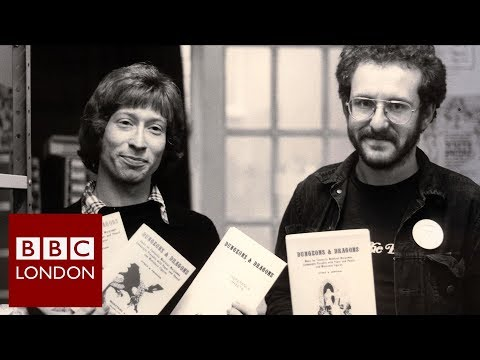 From the back of a van to the London Stock Exchange... the Games Workshop – BBC London News