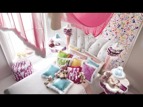 Дизайн комнаты для девушки: стильная, романтичная и современная комната для девушки..