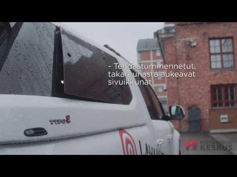 Alha Type E lavakate video Hyötyajoenuvokeskus