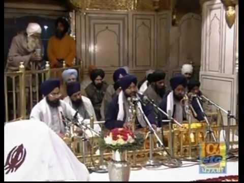 Asa Di War -  Bhai Dalbir Singh - Live Sri Harmandir Sahib