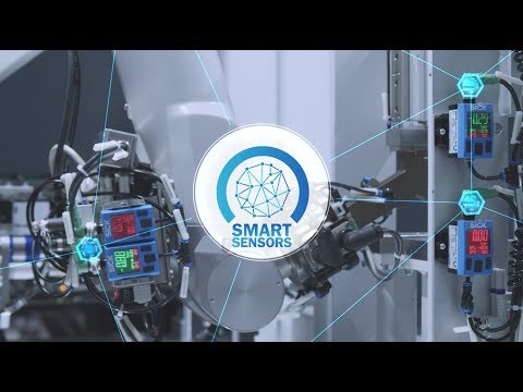 Smart Sensors from SICK: Suppliers of information for Industry 4.0 | SICK AG
