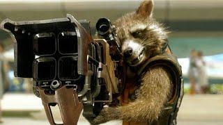 Первая встреча Стражей Галактики - Отрывок из фильма Стражи Галактики (2014)