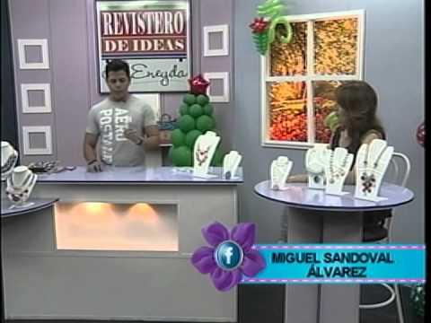 Curso de Collares Anillos Pulseras Miguel Sandoval  (1) 15-12-2014