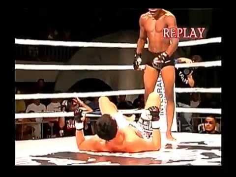 Max Fight 1 - Luta 3 - Bruno Frazatto vs Júlio Gomes