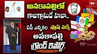 AP Political Ground Report On Anakapalle Constituency | 99TV Telugu