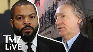 Ice Cube Takes On Bill Maher | TMZ Live