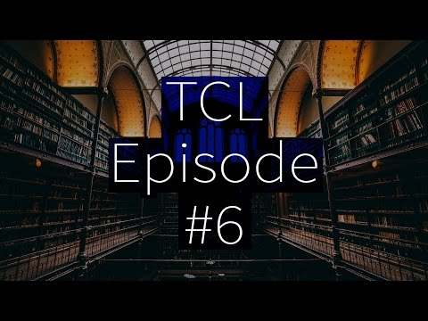 TCL Ep. 6- Jeremy Poland- Putting your own Personality into your Creative Work