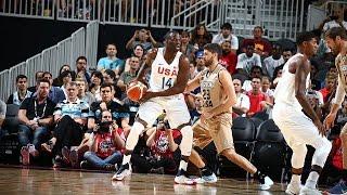USA vs Argentina | Basketball | Quarterfinals | Rio Olympics 2016 | HD