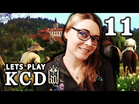 (Finally, back to Rattay!) Lilia Plays Kingdom Come: Deliverance - Part 11