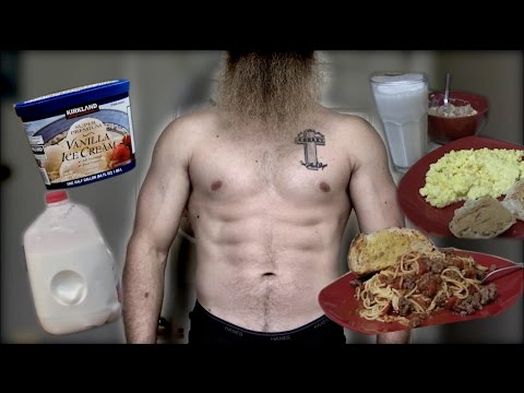 Bulking Rant w/ SAMPLE BULKING DIET - How To Gain Weight