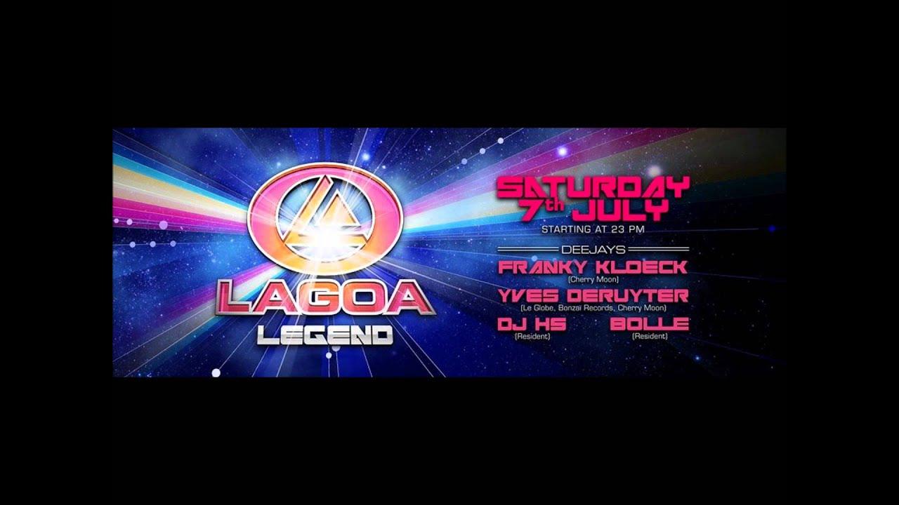 """lagoa legend live 07.07.12 by """"bes-seb"""" part1"""