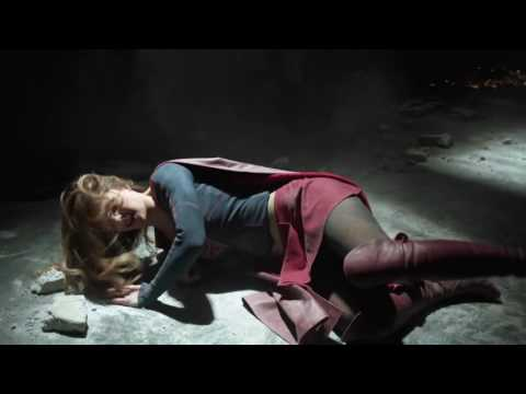 Supergirl tights 1