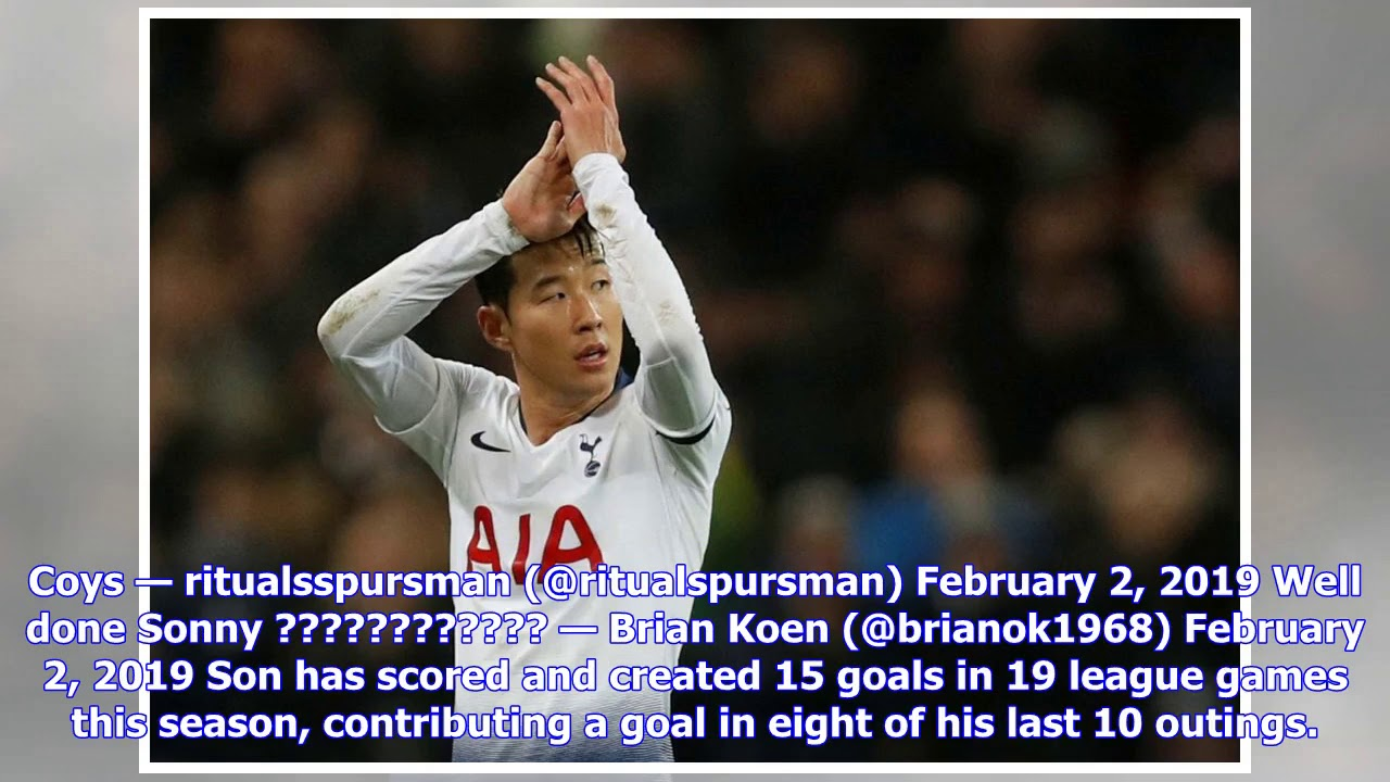 Download 'Quality player', 'Incredible' – some fans laud Tottenham forward after Newcastle win | Vital Tot...