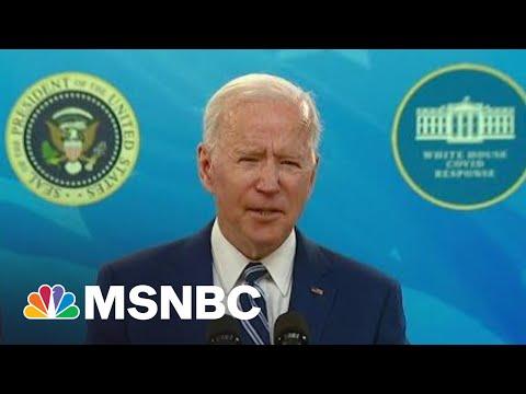 Biden Echoes Concern From CDC Director On Coronavirus | Morning Joe | MSNBC