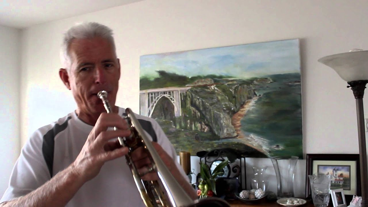 20 Minute Trumpet Daily Exercise and Warm Up with PDF link ( Long Version)