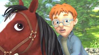 Strażak Sam | Jeździec Norman! Najlepsze uratowania  Kreskówki dla dzieci