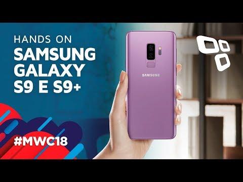 Samsung Galaxy S9 e S9+: Nossas impressões sobre o smartphone - TecMundo [MWC 2018]
