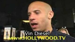 Vin Diesel How to make it in Hollywood