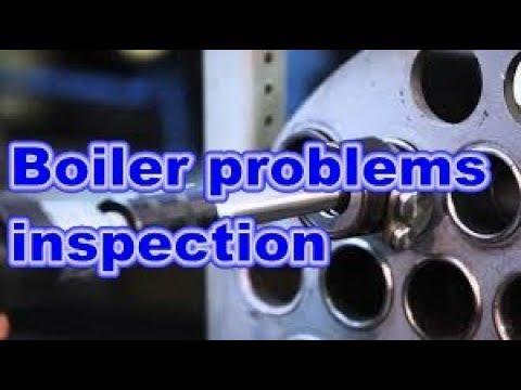 مشاكل الغلايات Boiler|problems|inspection|Maintenance|troubleshooting 1